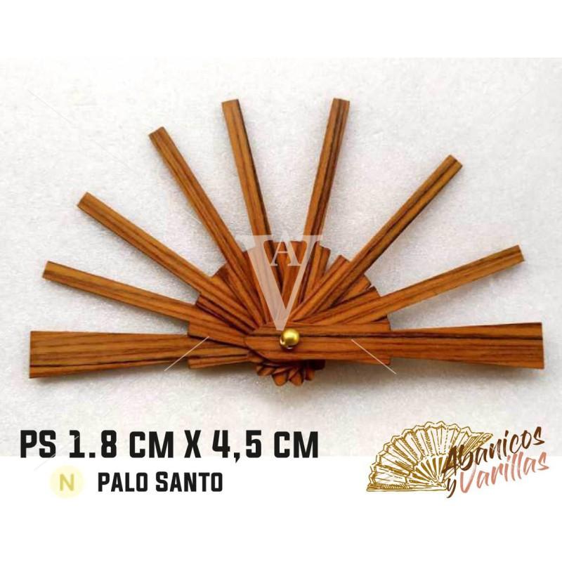 Mini varilla de 1,8 x 4,5cm de palo santo