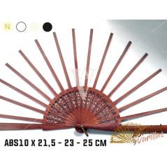 Varilla Madera Sipo Africana 10 x 21,5-23-25 cm