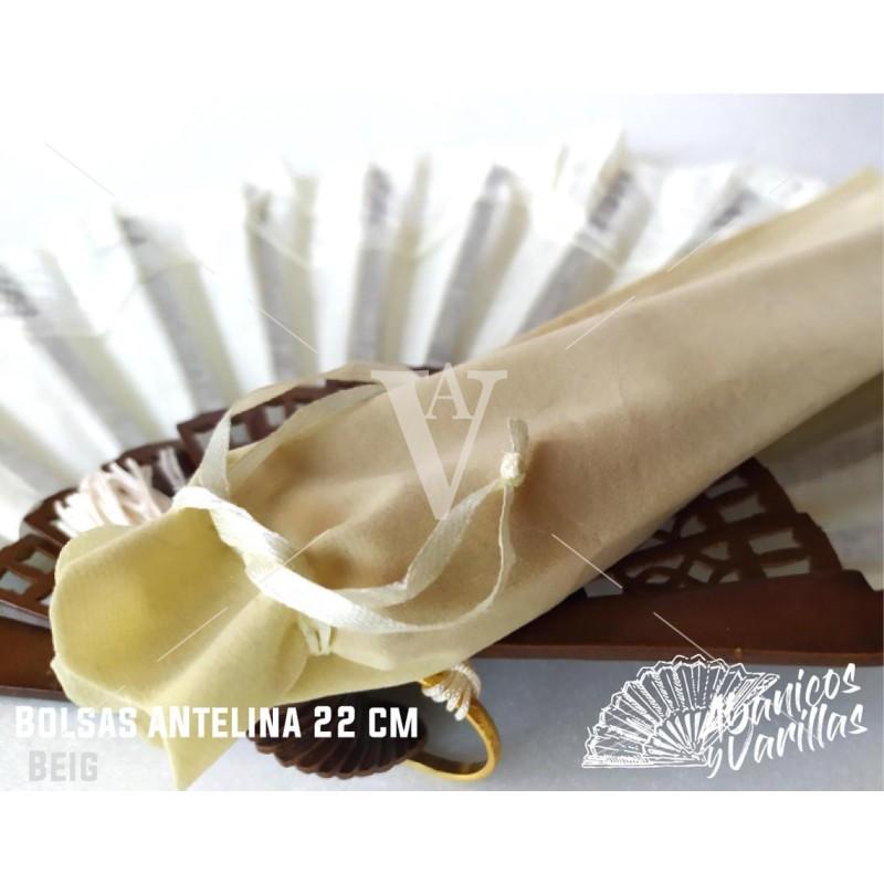 Funda para abanicos de Antelina 22 cm