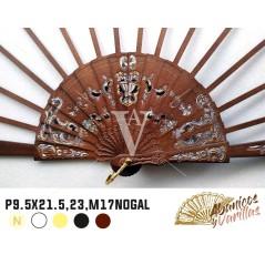 P9.5X21.5,23,M17 NOGAL