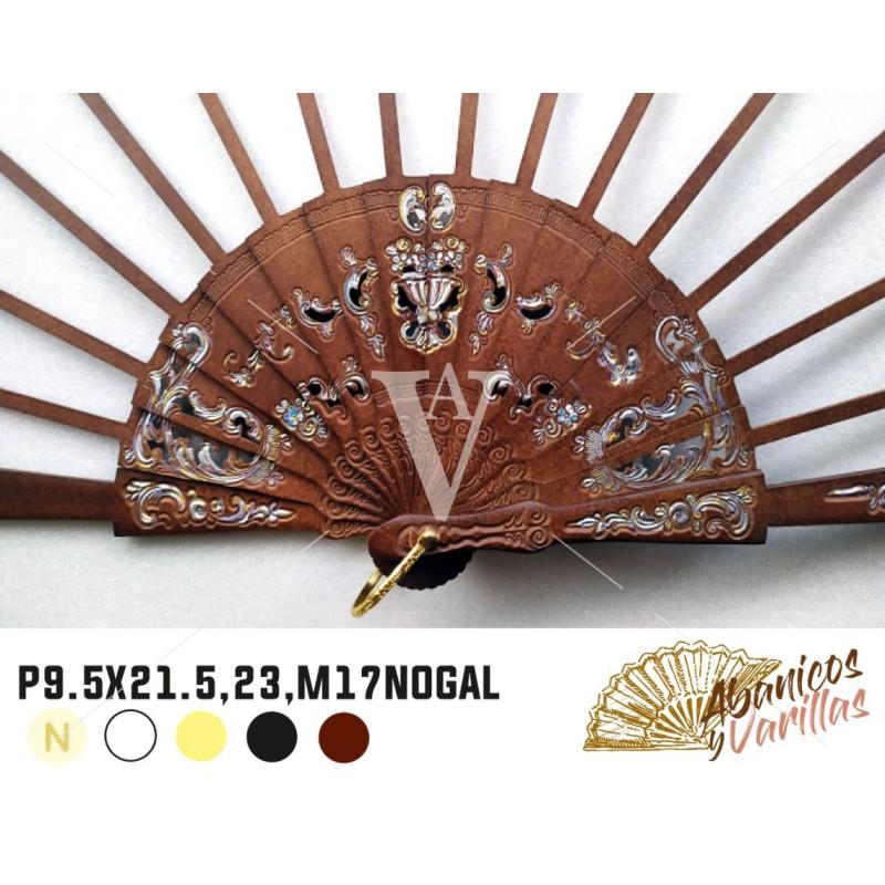 P9.5X21.5,23,M17 NOGUEIRA