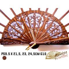 Palo Santo 9.5 X 21.5 - 23 - 24,5 cm G10