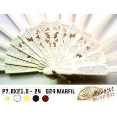 P7.8X21.5 G24 Marfim