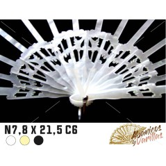 N7,8 x 21,5C6 Blanco