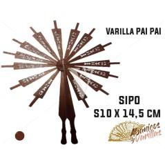 Vareta PaiPai S10 x 14,5
