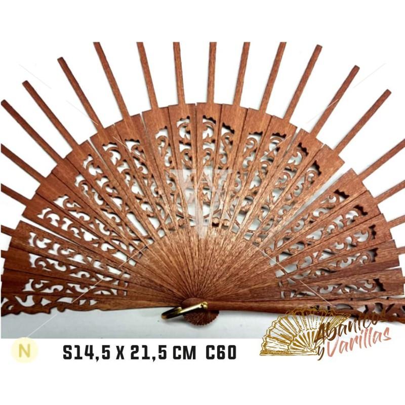 Varillas para Abanicos de 14,5 cm semicírculo Sipo