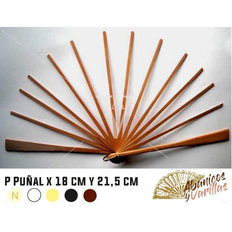 PUNHAL X 18 cm y 21.5 cm