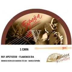 Flamenca com Guitarra