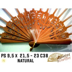 Peral P9.5 X 21.5 - 23 cm C38 NATURAL