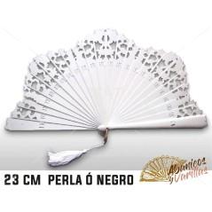 Leque Baralha 23 cm - Perla